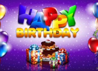 Happy Birthday, Mauro
