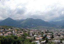 View on Bar. Montenegro